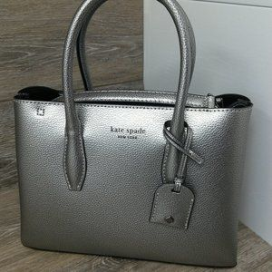 Kate Spade Small Zip Satchel (NWT)